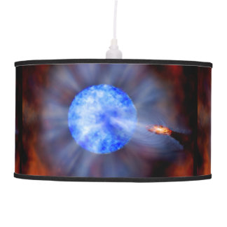 M33 Black hole in space Hanging Lamp