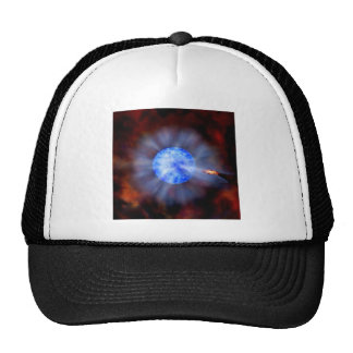 M33 Black hole in space Hat