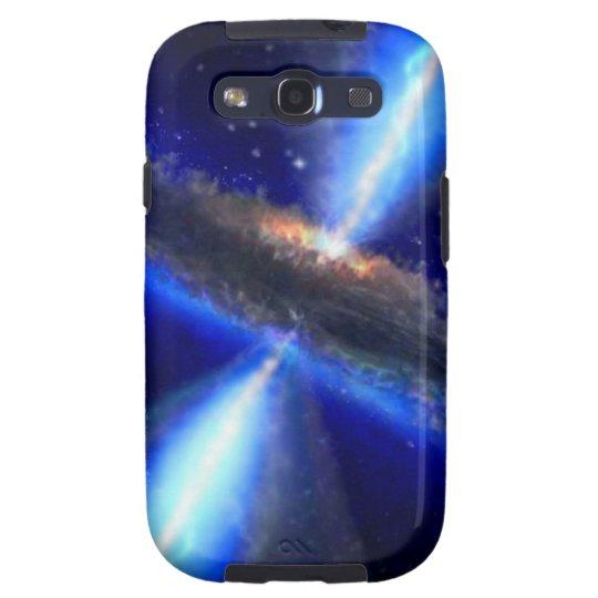M33 Black hole in space Samsung Galaxy S3 Case