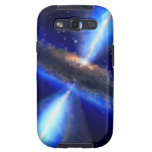 M33 Black hole in space Samsung Galaxy SIII Case