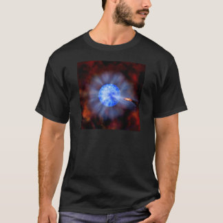 M33 Black hole in space T-Shirt