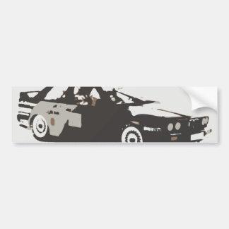 M3 E30 CAR BUMPER STICKER