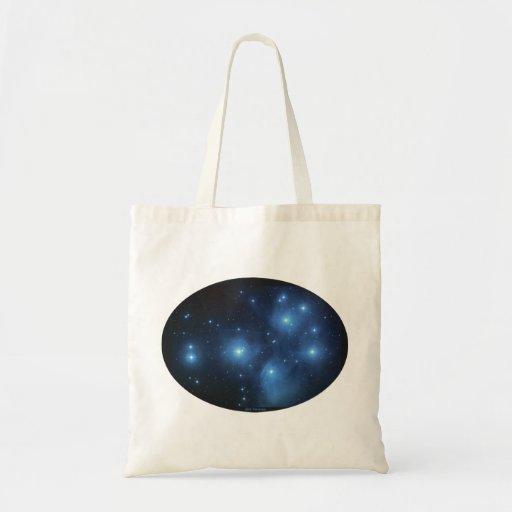 M45 the Pleiades Budget Tote Bag