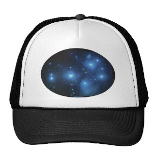 M45 the Pleiades Trucker Hat