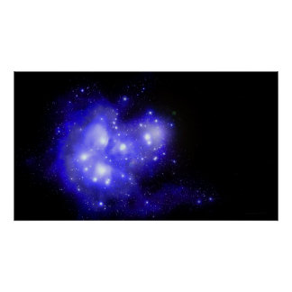 M45 - The-Pleiades Posters