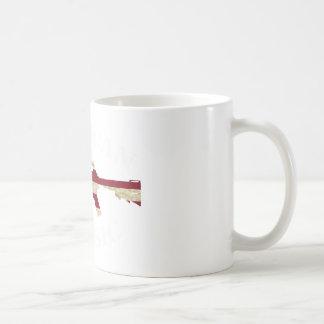 M4 CLASSIC WHITE.png Coffee Mug