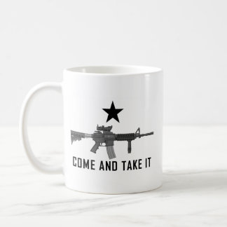 M4 Come And Take It - Mug
