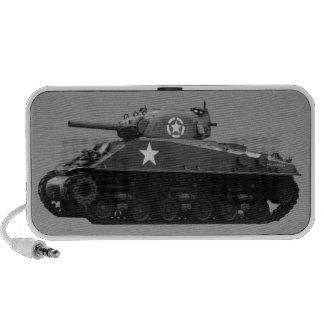 M4 Sherman Portable Speakers
