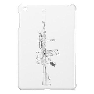 M4 SOPMOD iPad Mini Case