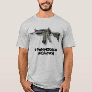 M4A1, I PWN NOOBS 4 BREAKFAST T-Shirt
