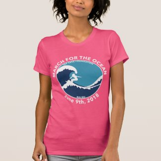 M4O Pink Surfer Shirt