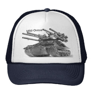 M50 Ontos Mesh Hat