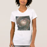 M51 Ladies Destroyed T-Shirt Astronomy gift