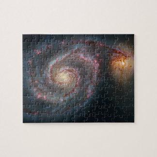 M51 remezclan puzzle con fotos