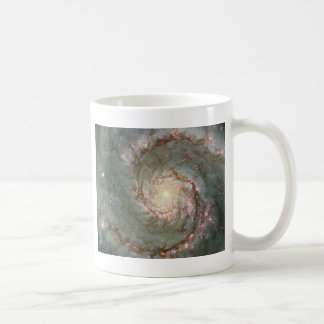 M51 Whirlpool Spiral Galaxy Classic Mug