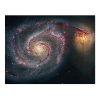 M51HST Gendler S 800 Post Cards