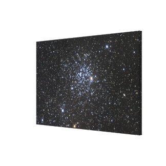 M52 Open Cluster in Cassiopeia Stretched Canvas Prints
