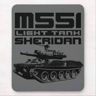 M551 Sheridan Alfombrillas De Ratón