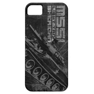 M551 Sheridan iPhone 5 Protectores