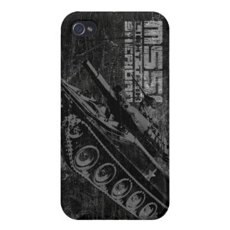 M551 Sheridan iPhone 4 Cárcasas