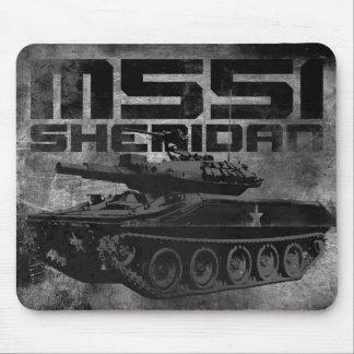 M551 Sheridan Mouse Pads
