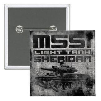 M551 Sheridan Pin