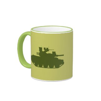 M551 Sheridan Silhouette Mug zazzle_mug