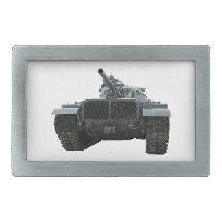 M60 Patton Tank Belt Buckle