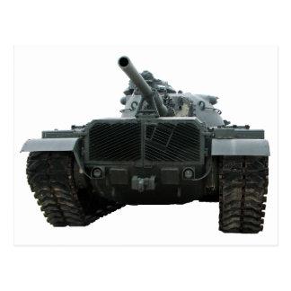 M60 Patton Tank Postcard