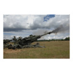 M777 Howitzer Poster