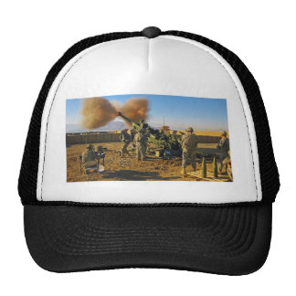 M777 Light Towed Howitzer 10th Mountain Division Hats