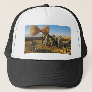 M777 Light Towed Howitzer 10th Mountain Division Trucker Hat