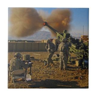 M777 Light Towed Howitzer Afghanistan 2009 Tile