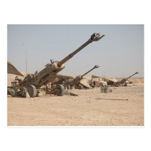 M777A2 POST CARDS