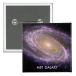 M81 GALAXY BUTTON