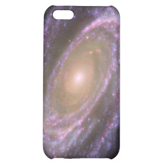 M81 Galaxy is Pretty in Pink Case For iPhone 5C