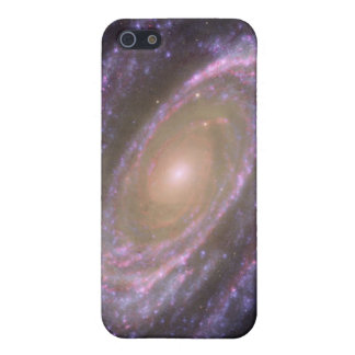 M81 Galaxy is Pretty in Pink Case For iPhone SE/5/5s
