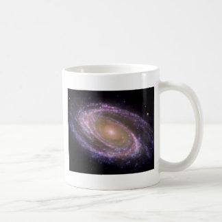 M81 Galaxy is Pretty in Pink Coffee Mug
