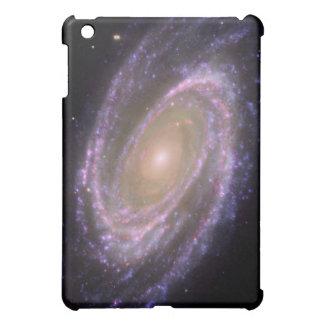 M81 Galaxy is Pretty in Pink iPad Mini Covers