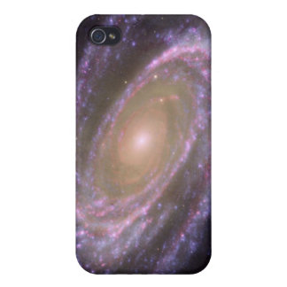 M81 Galaxy is Pretty in Pink iPhone 4/4S Cover