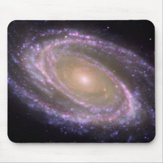 M81 Spiral Galaxy NASA Image on a Mousepad