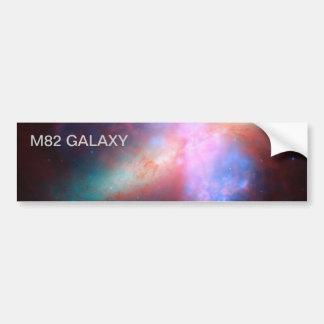 M82 Galaxy Bumper Sticker