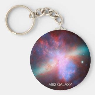 M82 Galaxy Keychain
