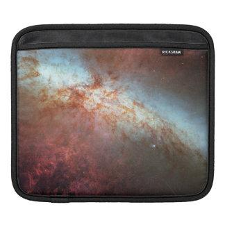 M82 Hubble Mosaic with 2014 Supernova iPad Sleeve