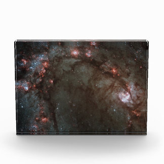 M83 Spiral Galaxy NASA Acrylic Award