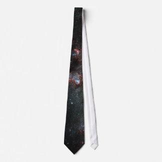 M83 Spiral Galaxy NASA Tie