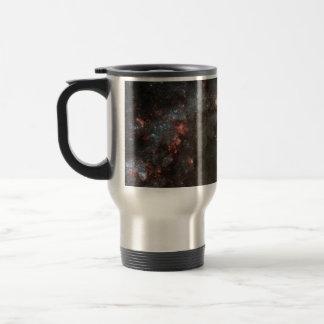M83 Spiral Galaxy NASA Travel Mug