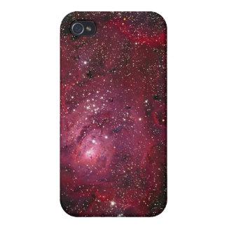 M8 Lagoon Nebula NGC 6523 Case For iPhone 4