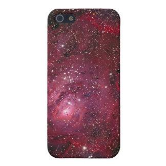 M8 Lagoon Nebula NGC 6523 Case For iPhone SE/5/5s