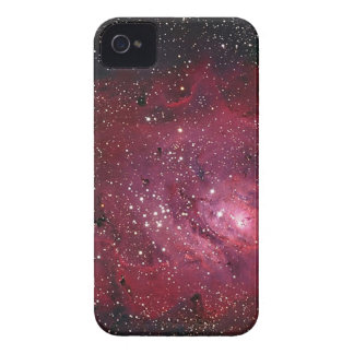 M8 Lagoon Nebula NGC 6523 iPhone 4 Case